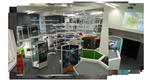 Ukázka z laboratorních prací.