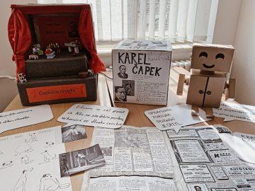 Práce na téma Karel Čapek
