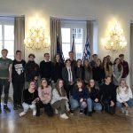 OA Dušní, společná návštěva Bavorského zastupitelství v Praze