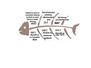 Kreativní práce - ryba složená s výstřižků textu.