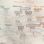 Myšlenková mapa - psychické poruchy 3.