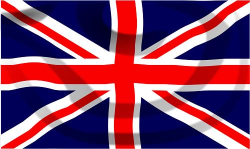 Vlajka Anglie