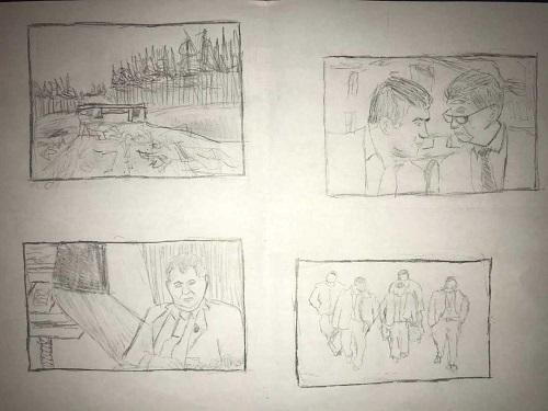 Ilustrace ke kramářské písni