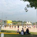 turnaj v beach volejbalu ročníků