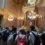 Interier muzea